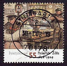 Buy German Used Scott #2467 Catalog Value $.80