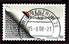 Buy German Used Scott #2468A Catalog Value $1.50