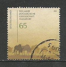 Buy German Used Scott #2477 Catalog Value $1.10