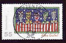 Buy German Used Scott #2488 Catalog Value $.85