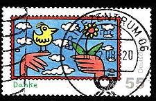 Buy German Used Scott #2489 Catalog Value $.85