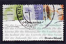 Buy German Used Scott #2490 Catalog Value $.85