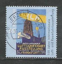 Buy German Used Scott #2533 Catalog Value $.75