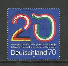 Buy German Used Scott #2548 Catalog Value $1.00