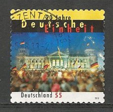Buy German Used Scott #2590 Catalog Value $.75