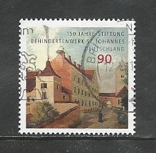 Buy German Used Scott #2591 Catalog Value $1.25