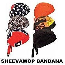 "Buy ""SHEEVAWOP"" BANDANAS OR SHEEVA BANDANAS"