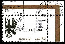Buy German Used Scott #2107 Catalog Value $.75