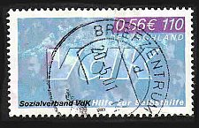 Buy German Used Scott #2108 Catalog Value $.75