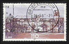 Buy German Used Scott #2114 Catalog Value $1.00