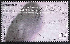 Buy German Used Scott #2131d Catalog Value $1.15