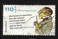Buy German Used Scott #2136 Catalog Value $.75