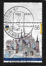 Buy German Used Scott #2146 Catalog Value $.75