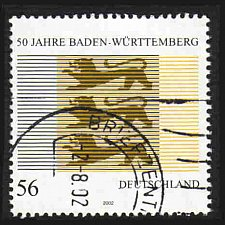 Buy German Used Scott #2154 Catalog Value $.80