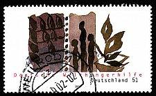 Buy German Used Scott #2168 Catalog Value $.80