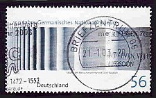 Buy German Used Scott #2169 Catalog Value $.80