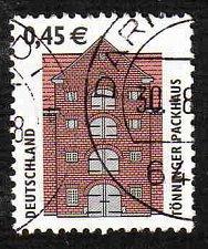 Buy German Used Scott #2203 Catalog Value $.60
