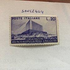 Buy Italy Ara Pacis mnh 1951