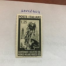 Buy Italy Cycling games mnh 1951