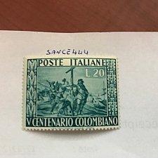 Buy Italy Columbus mnh 1951