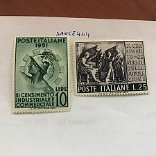 Buy Italy Commerce & Industry mnh 1951