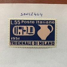 Buy Italy Milano Triennale 55L mnh 1951