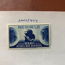 Buy Italy Fiera di Bari mnh 1951
