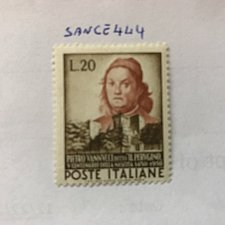 Buy Italy Pietro Vannucci mnh 1951