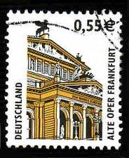Buy German Used Scott #2204 Catalog Value $.75