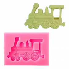 Buy train silicone mold DIY JEWELRY craft supplies