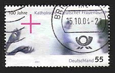 Buy German Used Scott #2268 Catalog Value $.80