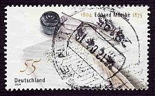 Buy German Used Scott #2296 Catalog Value $.80