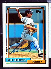 Buy Rich Rodriguez, LP, Padres, Topps Trading Card 462