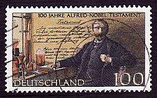 Buy German Used Scott #1911 Catalog Value $.90