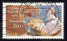 Buy German Used Scott #1921 Catalog Value $1.45