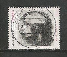Buy German Used Scott #1927 Catalog Value $.75