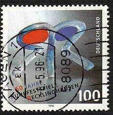 Buy German Used Scott #1930 Catalog Value $.70