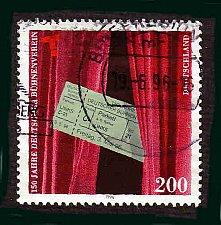 Buy German Used Scott #1931 Catalog Value $1.10