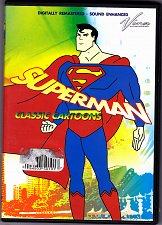 Buy Superman - Classic Cartoons DVD 2009 - Very Good