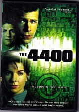 Buy The 4400 - Complete 1st Season DVD 2004, 2-Disc Set - Very Good
