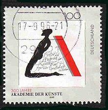 Buy German Used Scott #1932 Catalog Value $.65
