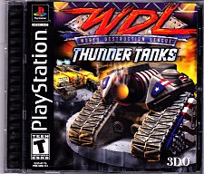 Buy World Destruction League - Thunder Tanks Sony PlayStation - COMPLETE - Very Good
