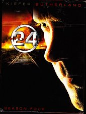 Buy 24 - Complete 4th Season DVD 2005, 7-Disc Set - Very Good