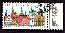 Buy German Used Scott #1960 Catalog Value $.70