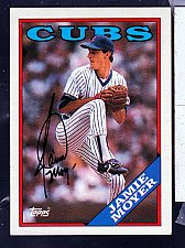 Buy Jamie Moyer, LHP, Cubs, Topps Trading Card 36