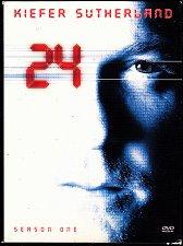 Buy 24 Season 1 DVD 2007, 6-Disc Set - Very Good