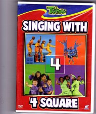Buy Singing With 4 Square DVD 2010 - Brand New