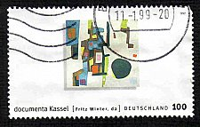 Buy German Used Scott #1971a Catalog Value $1.00