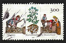 Buy German Used Scott #1978 Catalog Value $2.25