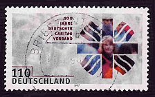 Buy German Used Scott #1983 Catalog Value $.75